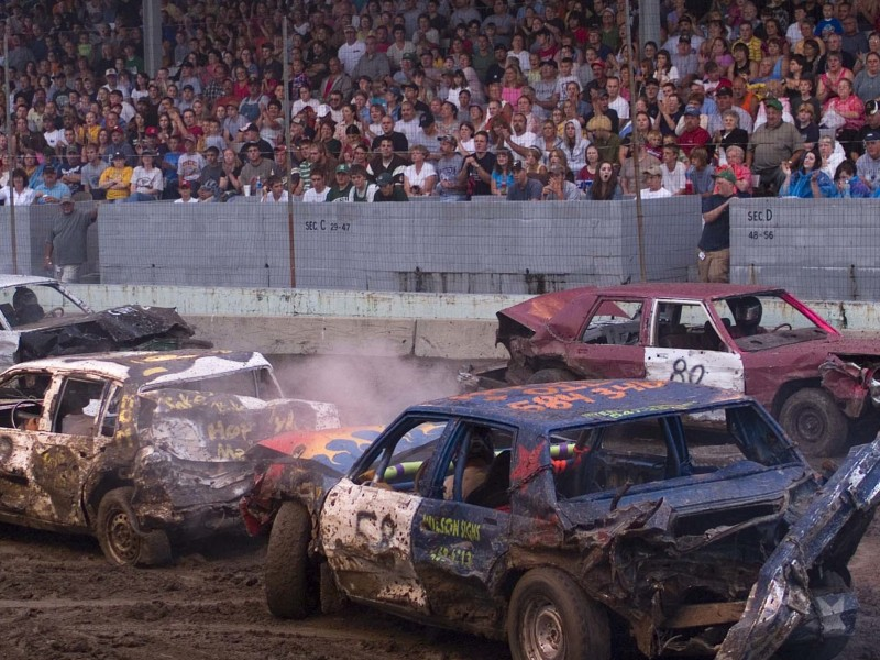 Spots Remain For Erie County Fair Action