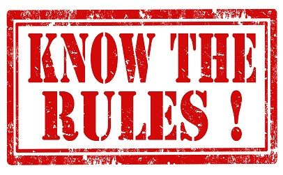NEWLY POSTED: 2016 RULES
